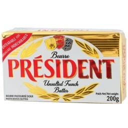 President maslac 200g (40/1#)