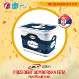 Prezident somborska 900gr
