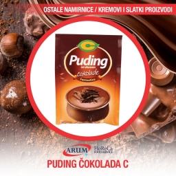 Puding cokolada 49g c (30/1#)