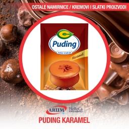 Puding karamel 40g C
