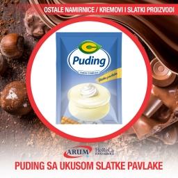 Puding sa ukusom slatke pavlake 40g (34/1#)