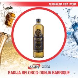 Rakija belobog-dunja barrique 0,04