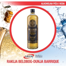 Rakija belobog-dunja barrique 0,7 l