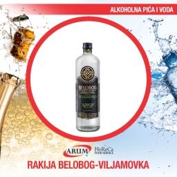 Rakija belobog-viljamovka 0,04