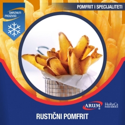 Rusticni pomfrit 2.5kg