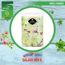 Salat mix ll 500gr (iceberg, radic)