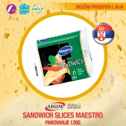 Sandwich slices maestro