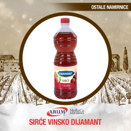 Sirce vinsko dijamant 1l (12/1#)
