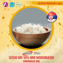 Sitan sir 10%mm niskomasni 2kg