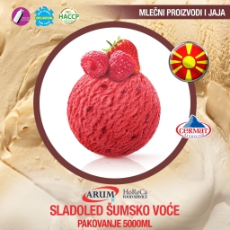 Sladoled sumsko voce 5000ml