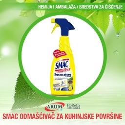 SMAC Odmascivac za kuhinjske povrsine 650ml sa pumpicom