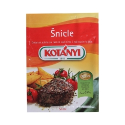 Snicle mix kotany gastro