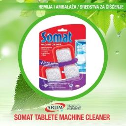SOMAT tablete machine cleaner