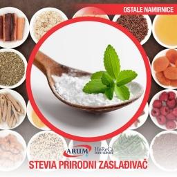 Stevia prir. zasladjivac 250g