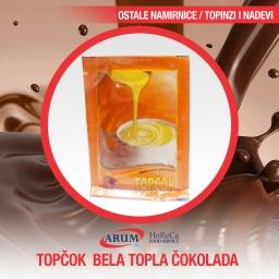 Top cok bela topla cokolada 25 g kesica  (20 kom)