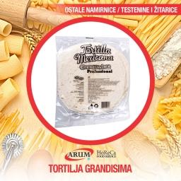 Tortilja grandisima 828g