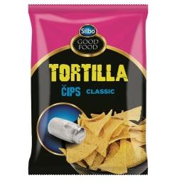 Tortilla cips classic 500g
