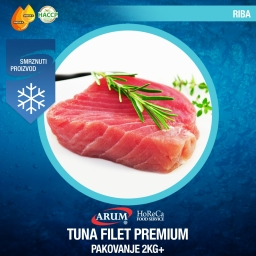Tuna fileti premium 2kg+