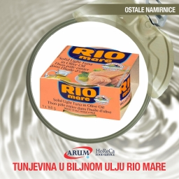 Tunjevina u biljnom ulju rio mare 160gr