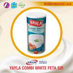 Yayla combi white 800g feta