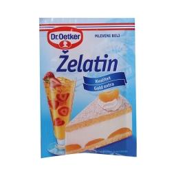 Zelatin beli dr.oetker 10gr