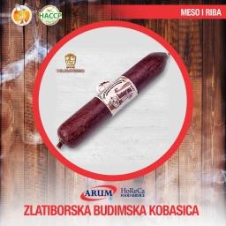 Zlatiborska budimska kobasica komad
