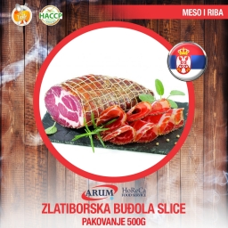 Zlatiborska budjola 500 g slice