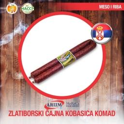 Zlatiborska cajna kobasica komad