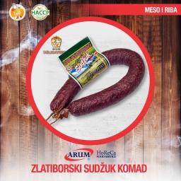 Zlatiborski sudzuk komad